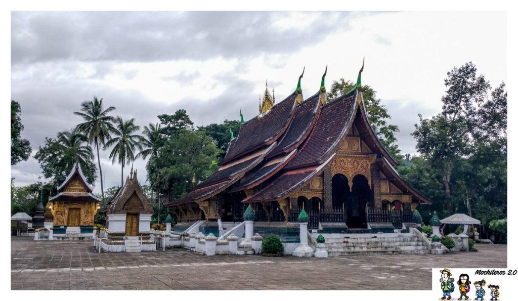 Sala Ordenación Wat Xieng Thong