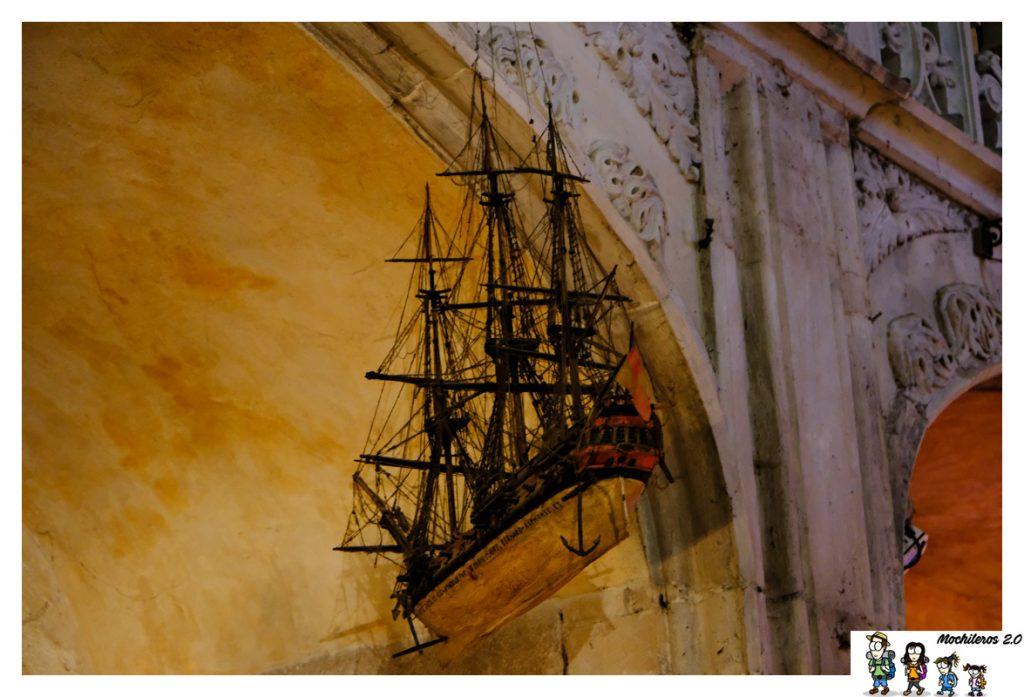 rocamadour barcos capilla