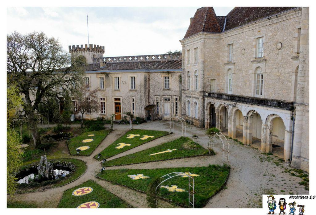 rocamadour castillo