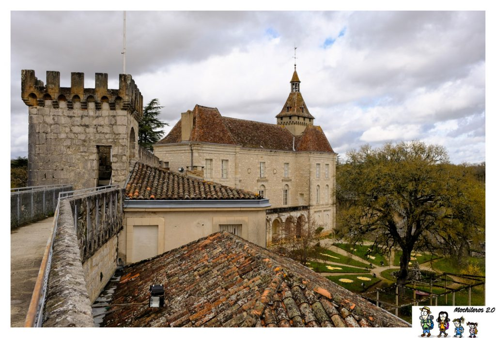 rocamadour chateau
