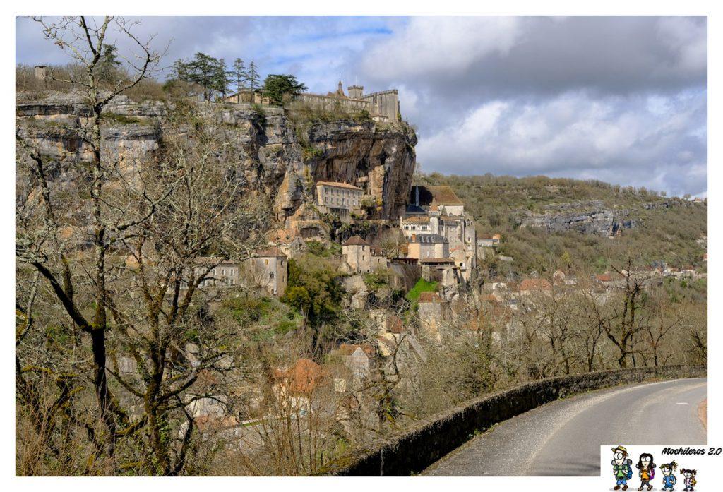 rocamadour carretera
