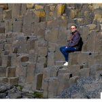 calzada gigante columnas basalto