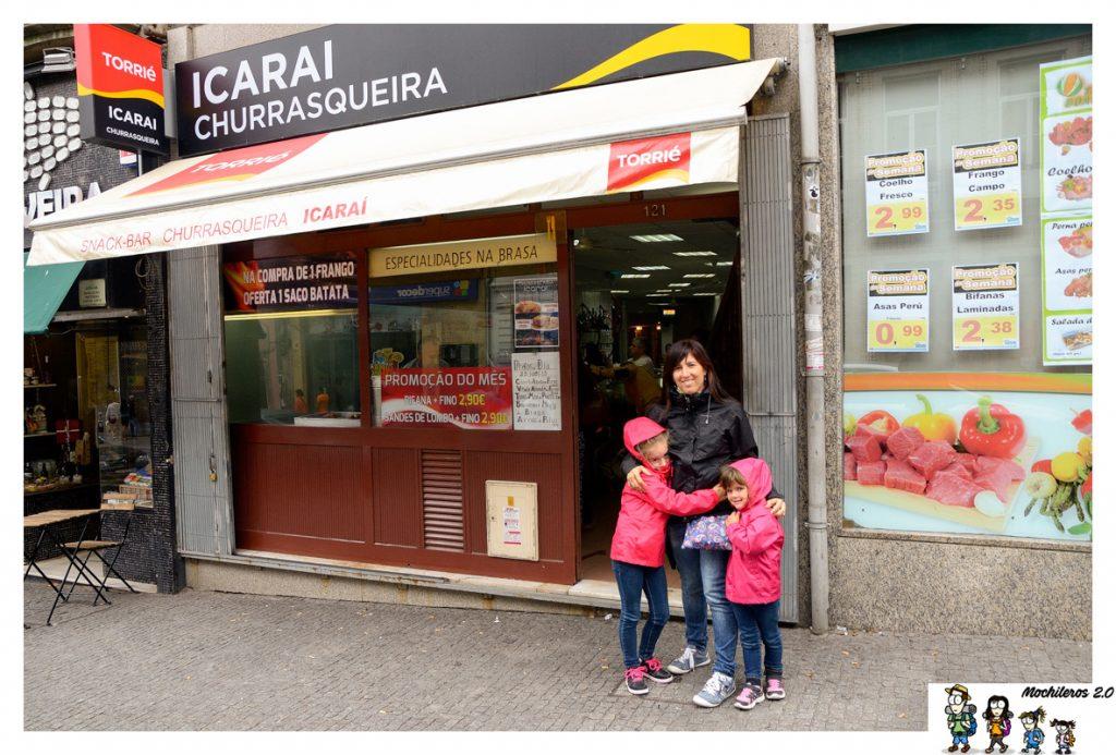 churrasqueria icarai oporto