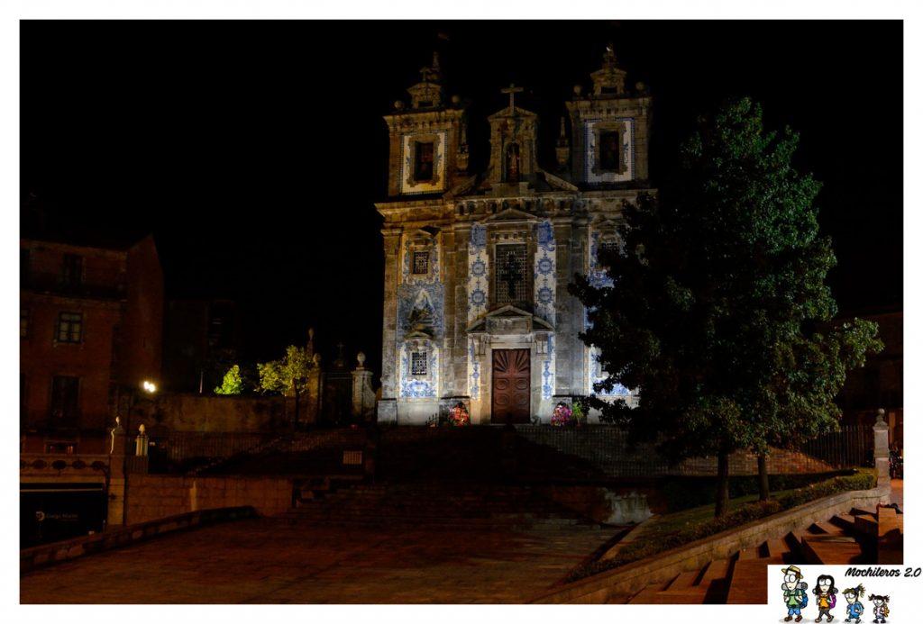 igreja de santo ildefonso oporto