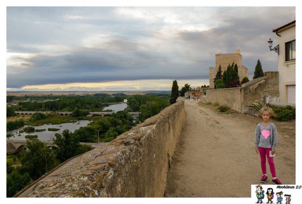 ciudad rodrigo muralla