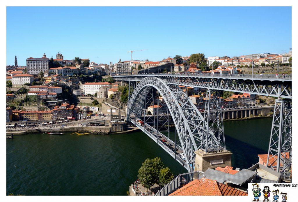puente luis oporto