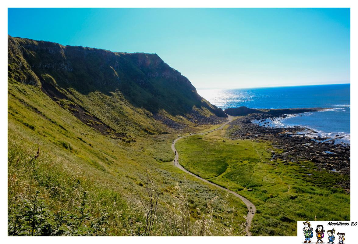 ruta costera calzada gigante