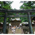 toshogu nikko torii