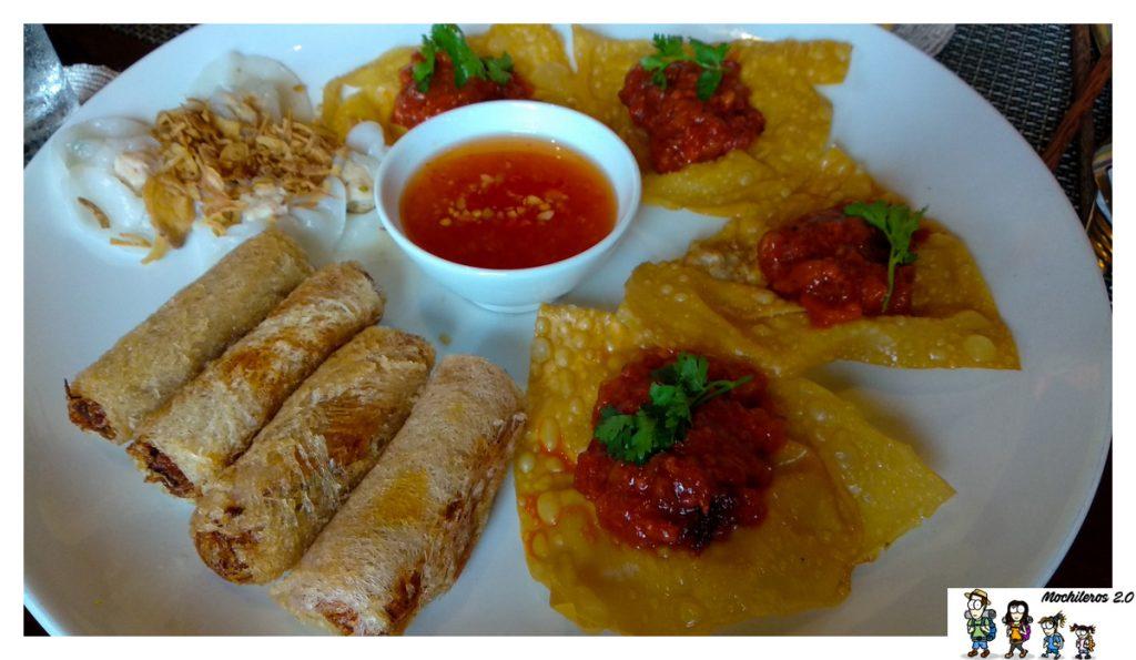 comer en vietnam