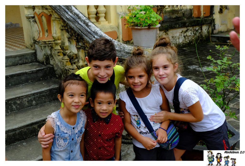 vietnam viajar con ninos