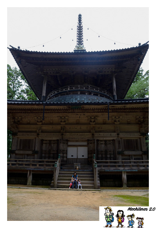koyasan pagoda saito