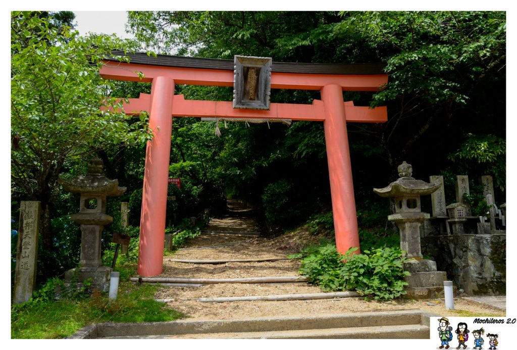 koysan bentendake- torii