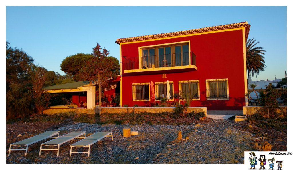 la casa colorada