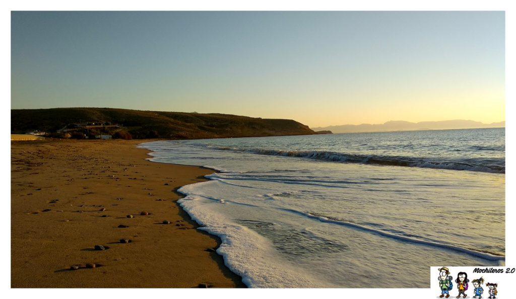 playa de parazuelos