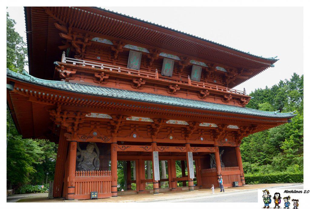 puerta daimon koyasan