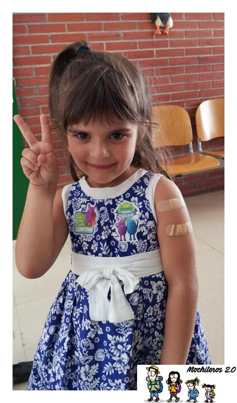vacunas viaje con niños
