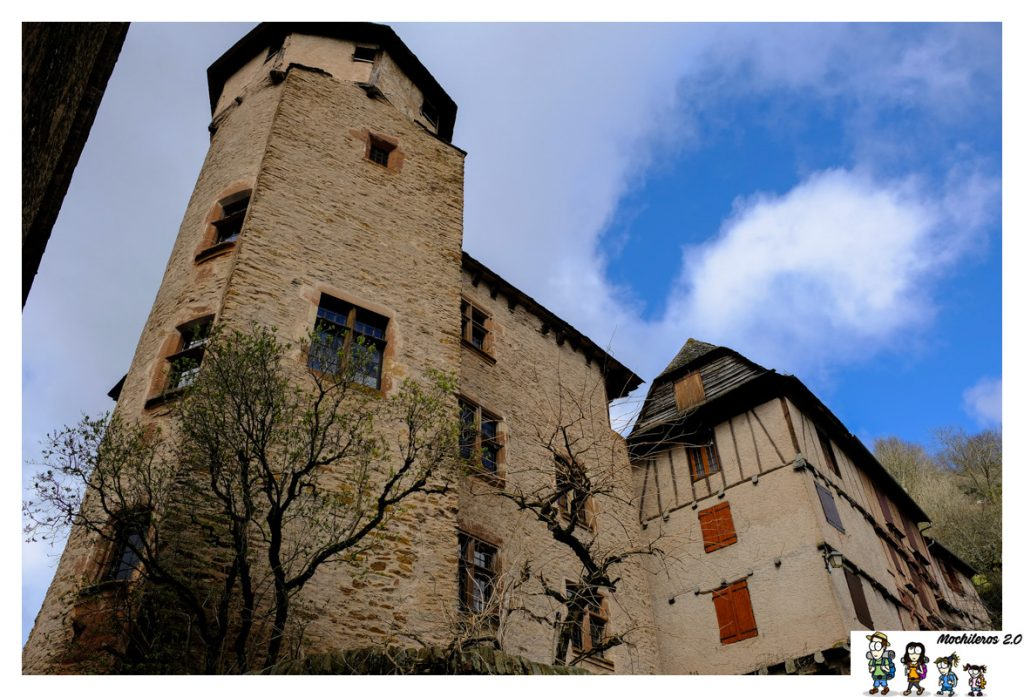 chateau humieres conques