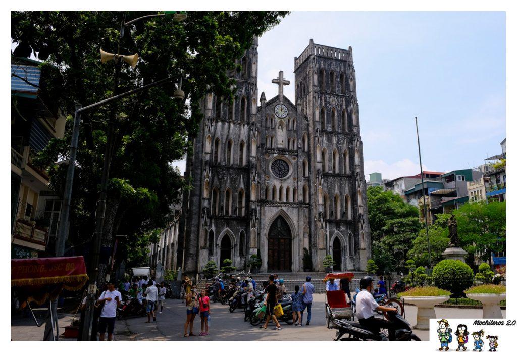 hanoi catedral