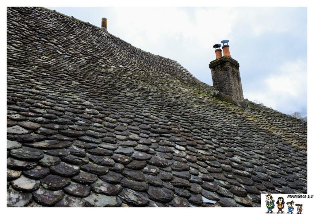 tejado esquistos conques