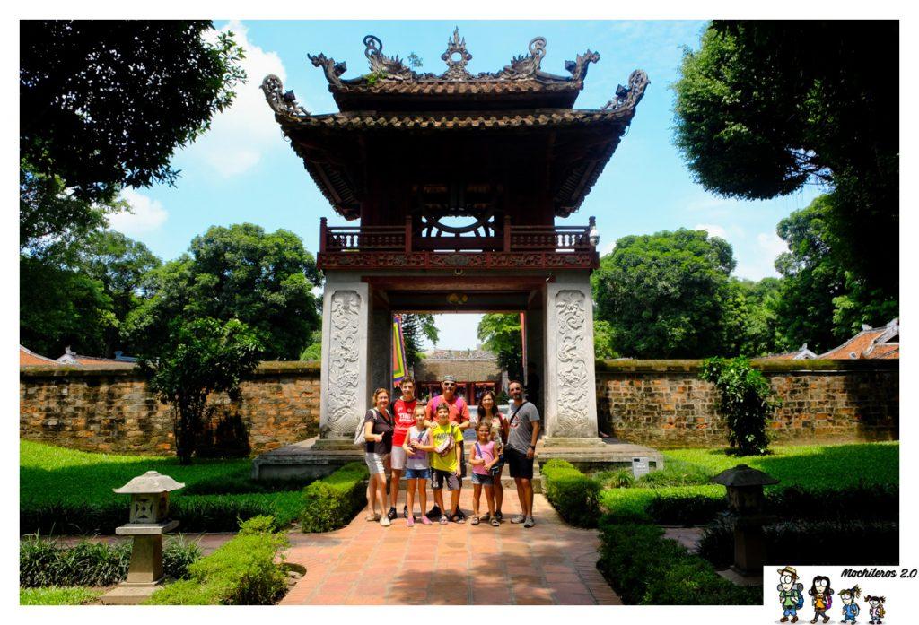 templo literatura jardin