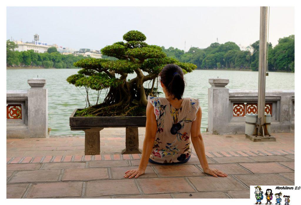 templo ngoc son hanoi