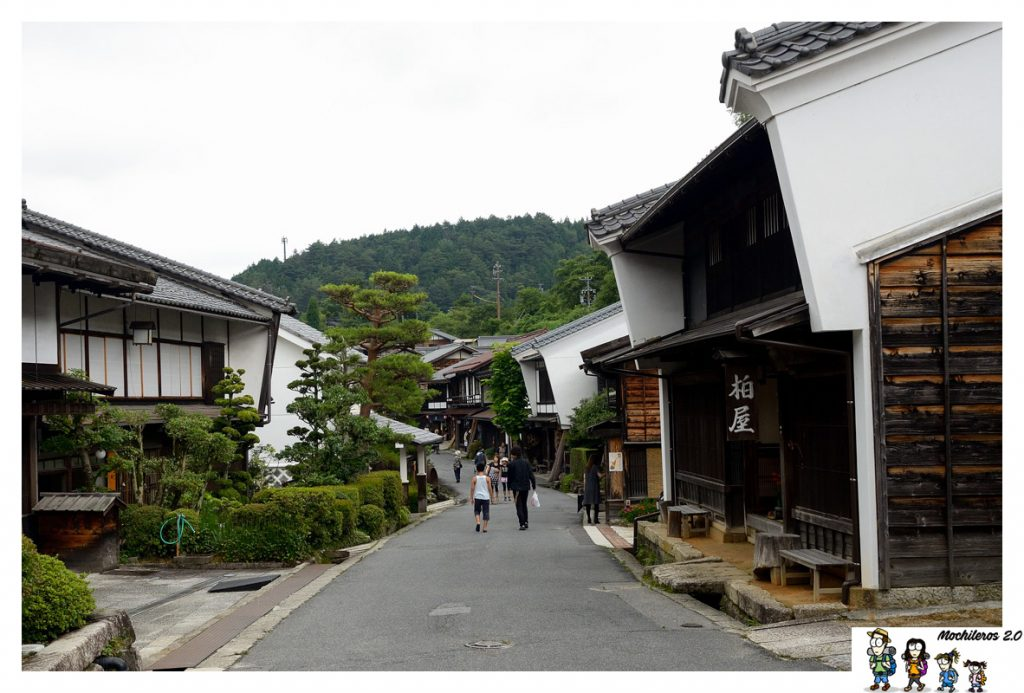 tsumago calle principal