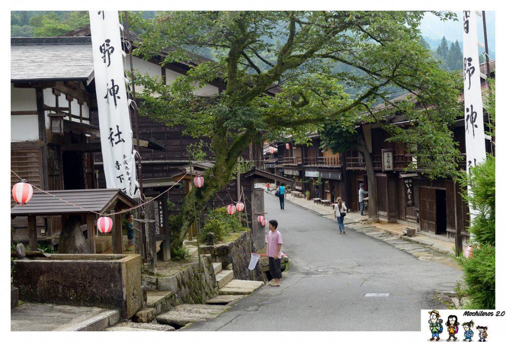tsumago casas