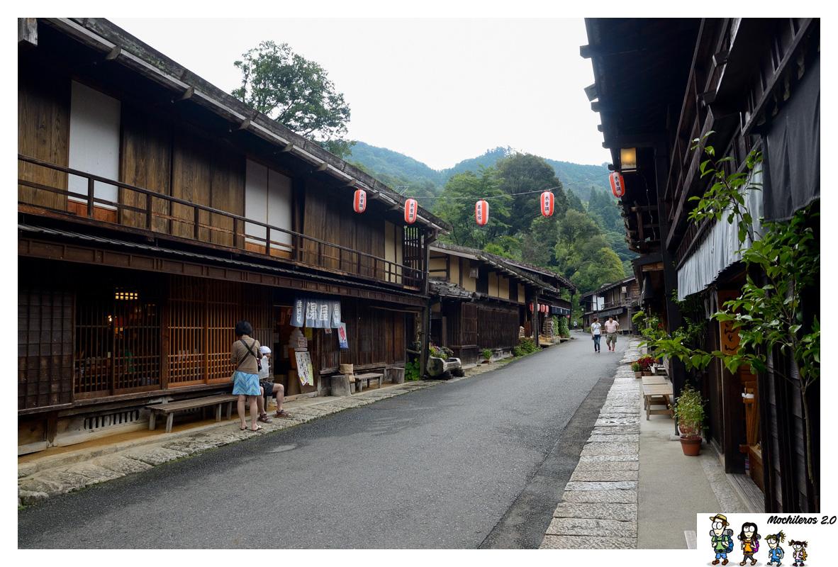 Qué ver en Tsumago y Magome