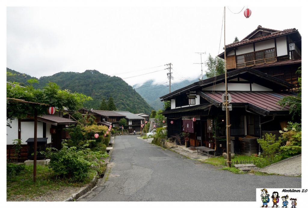 tsumago valle kiso