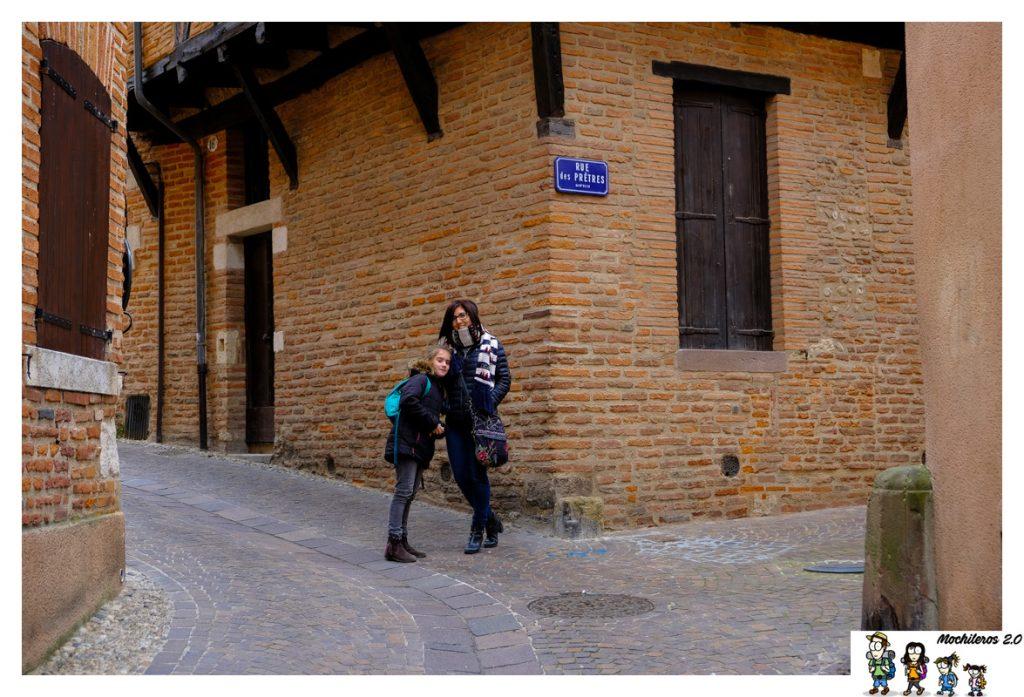barrio medieval albi