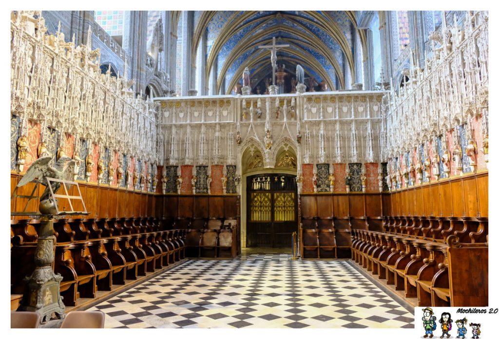 coro santa cecilia albi