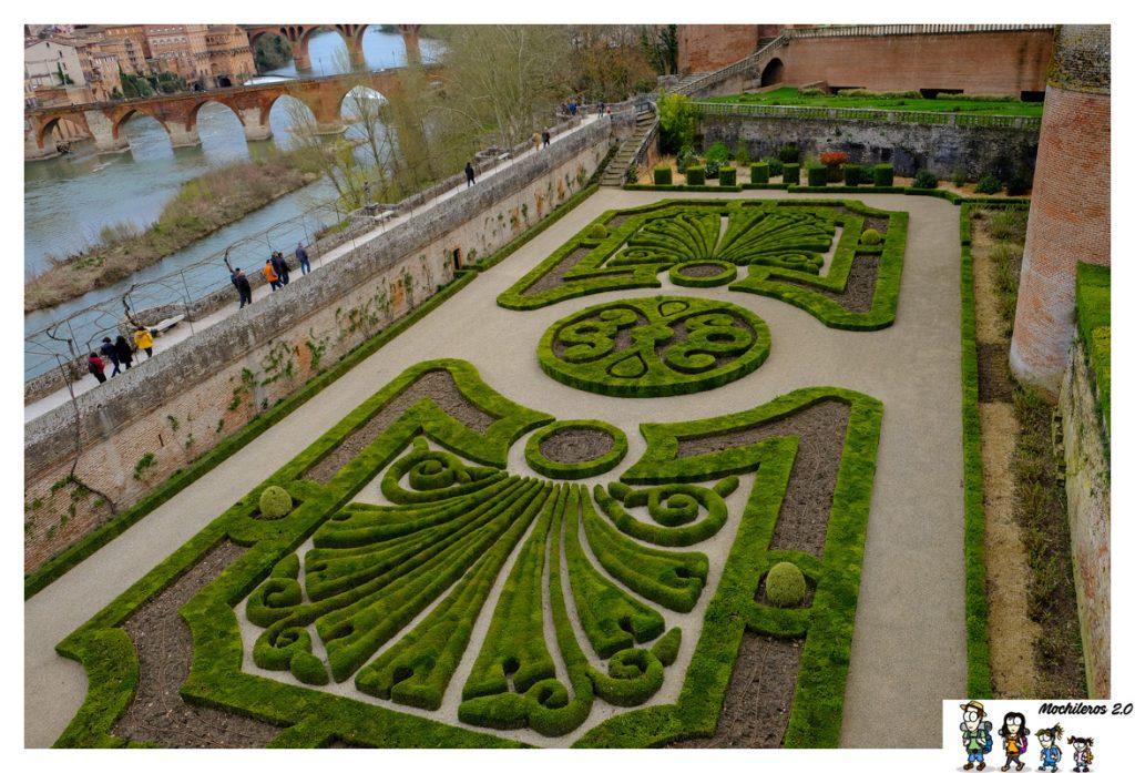 jardines de berbie