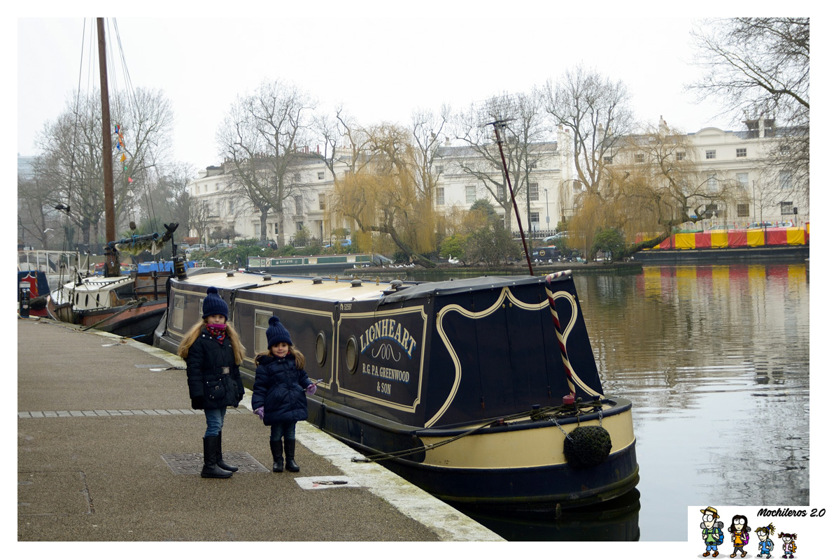 little venice paseo barco