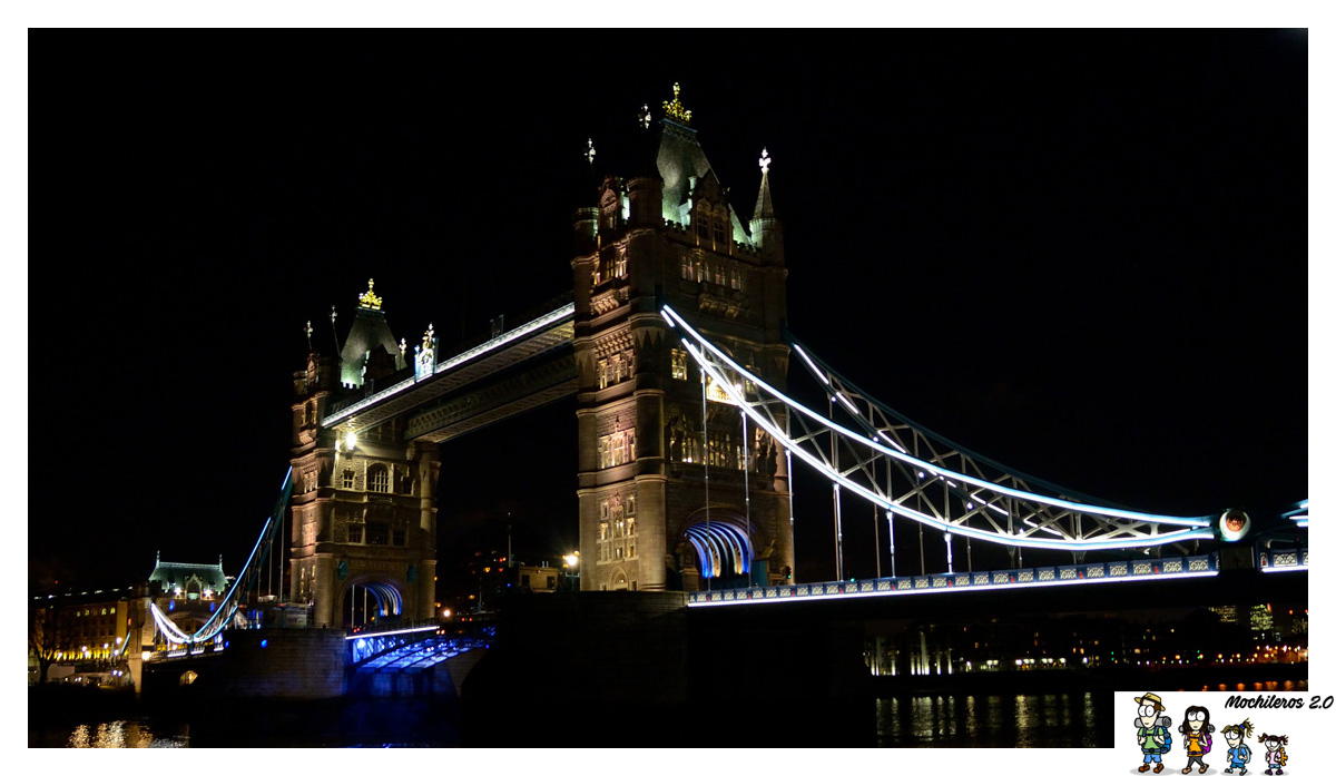 londres puente tower bridge