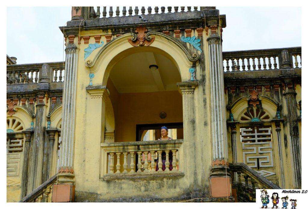 palacio Hoang Tuong bac ha