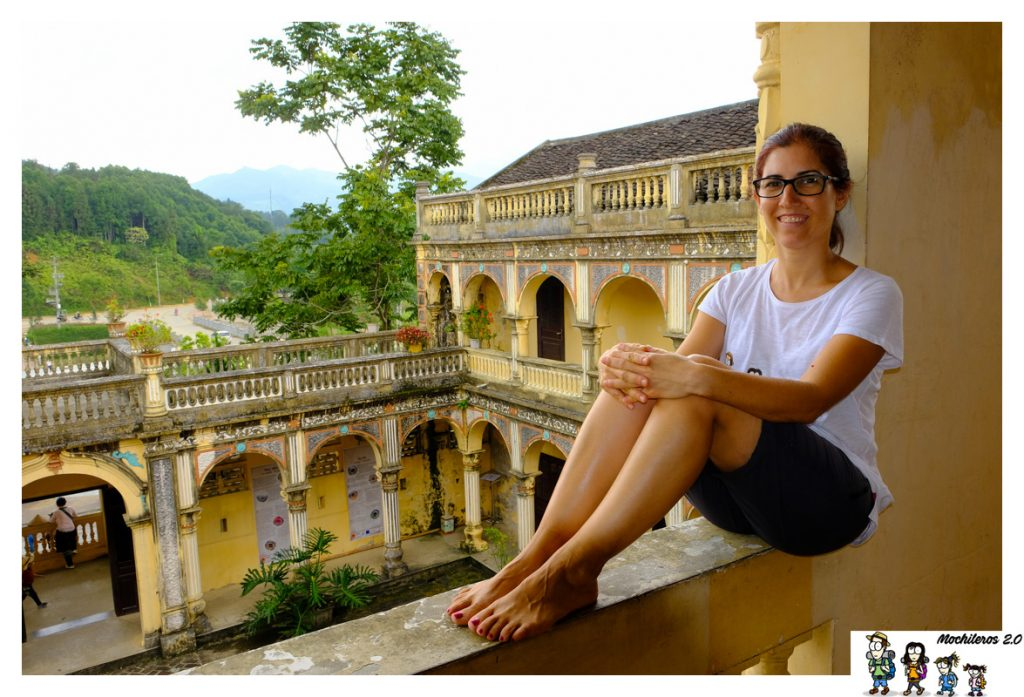 palacio rey hmong bac ha