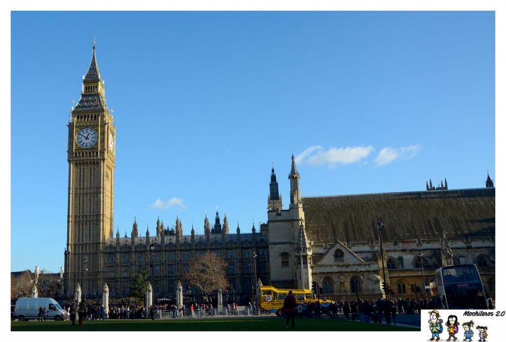 palacio westminster londres