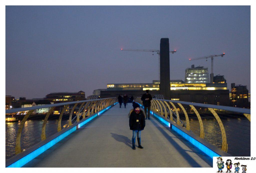 puente milenio londres