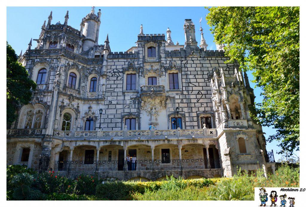palacio quinta regaleira