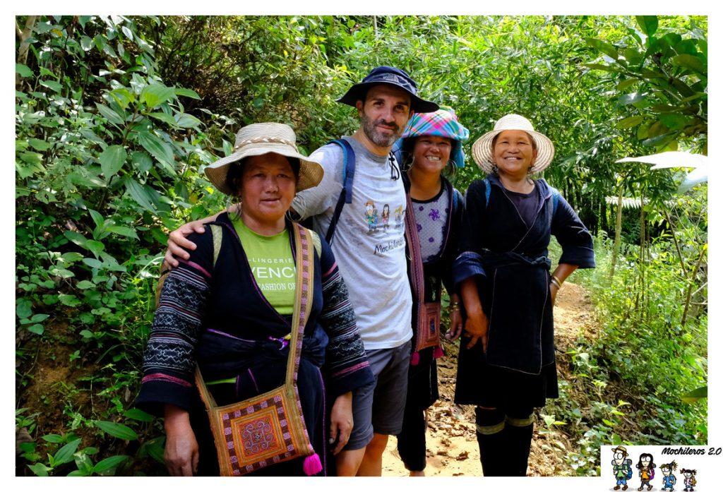 sapa mujeres hmong