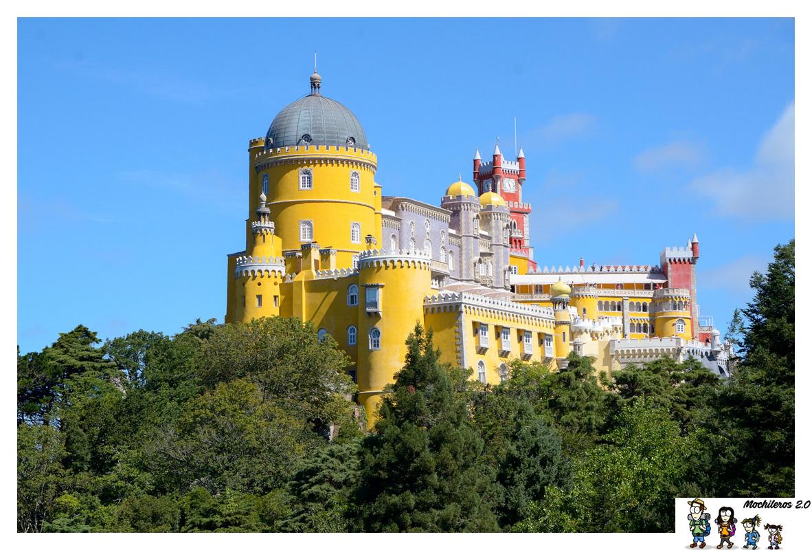 Sintra, qué ver y visitar en un día desde Lisboa