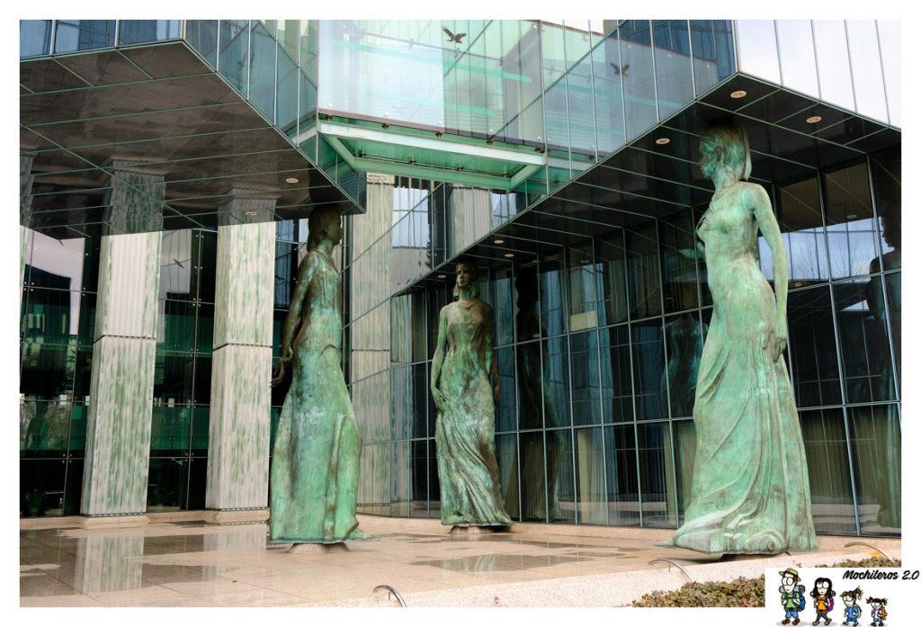cariatides tribunal supremo