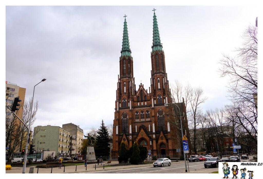 catedral san florian varsovia