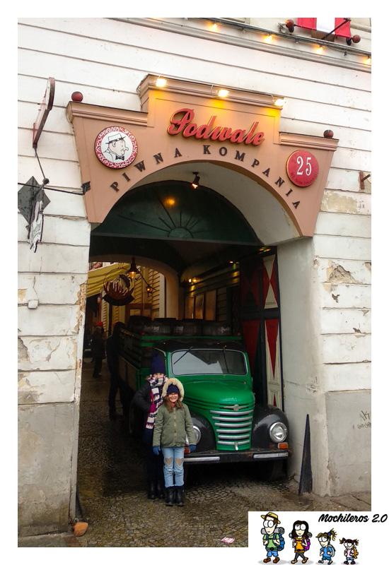 restaurantes varsovia