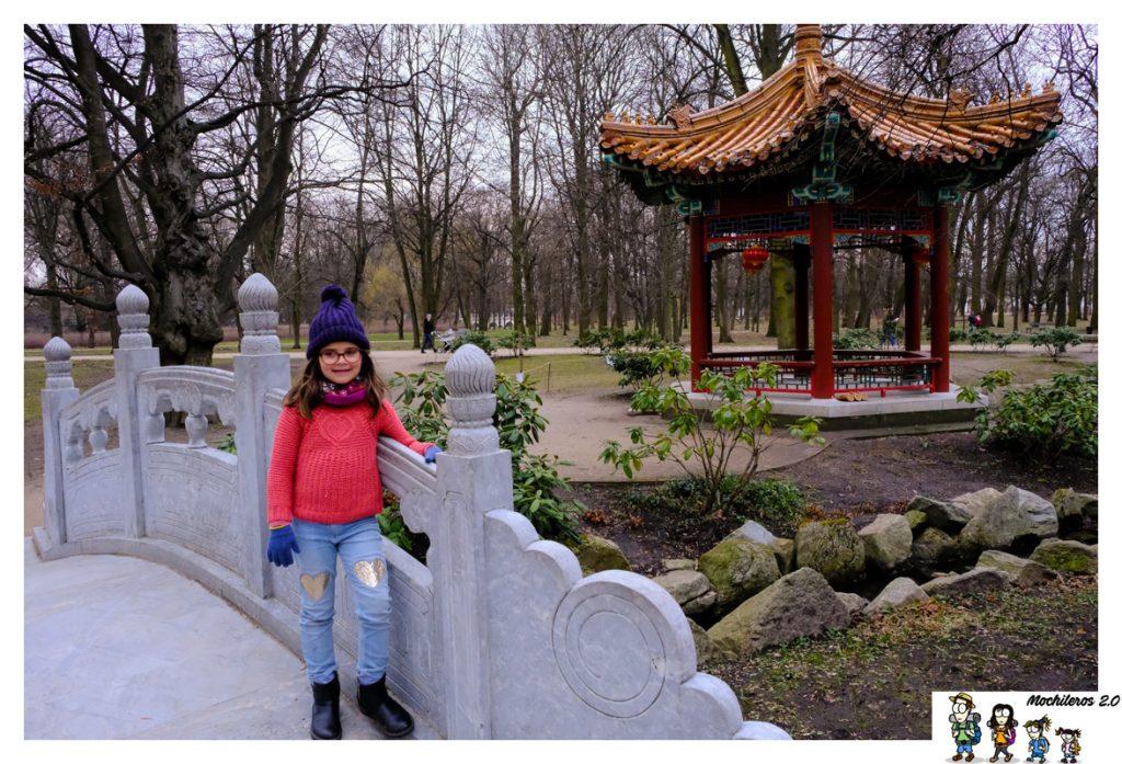 templo chino varsovia