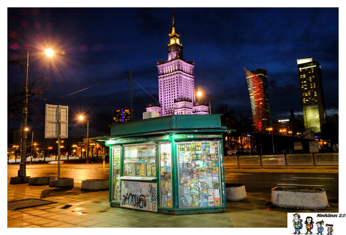 Varsovia, dos días visitando la capital de Polonia