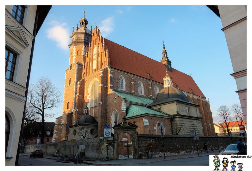 basilica corpus christi cracovia