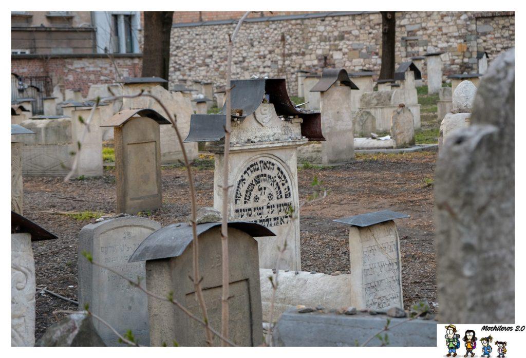 cementerio judio sinagoga remuh