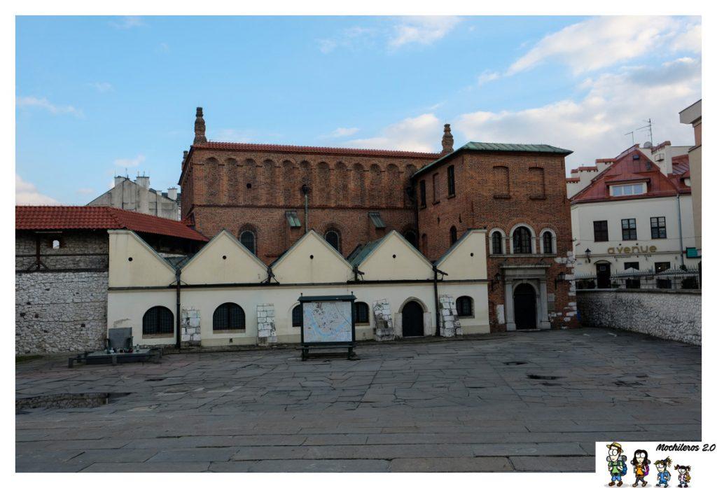 cracovia sinagoga vieja