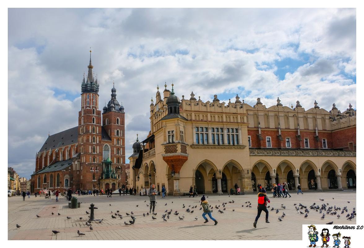 Cracovia y las Minas de Sal de Wielizcka en 3 días
